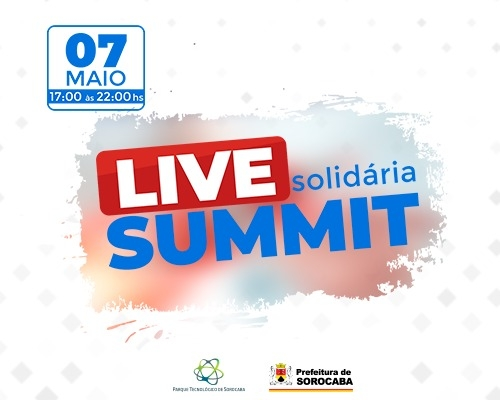 Live solidária Summit